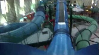 Niagara Rapids Run - Water Coaster - Niagara Falls, ON