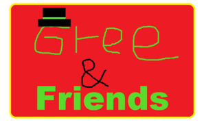 Gree and Friends Logo