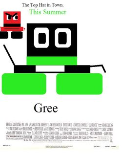 Gree Movie poster