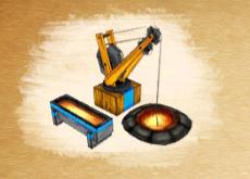 Iron quarry lvl 1