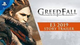 Greedfall - E3 2019 Story Trailer PS4