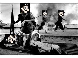 War footage