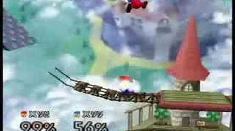 Mario VS Oiram 2 Oiram's Revenge(Bad Ending!)