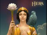 Hera/Percy Jackson