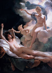 Morpheus and Iris 1811