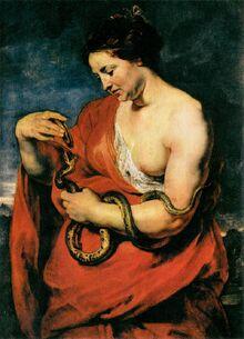 Hygeia-goddess-of-health