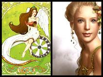 Cassandra and Tyche