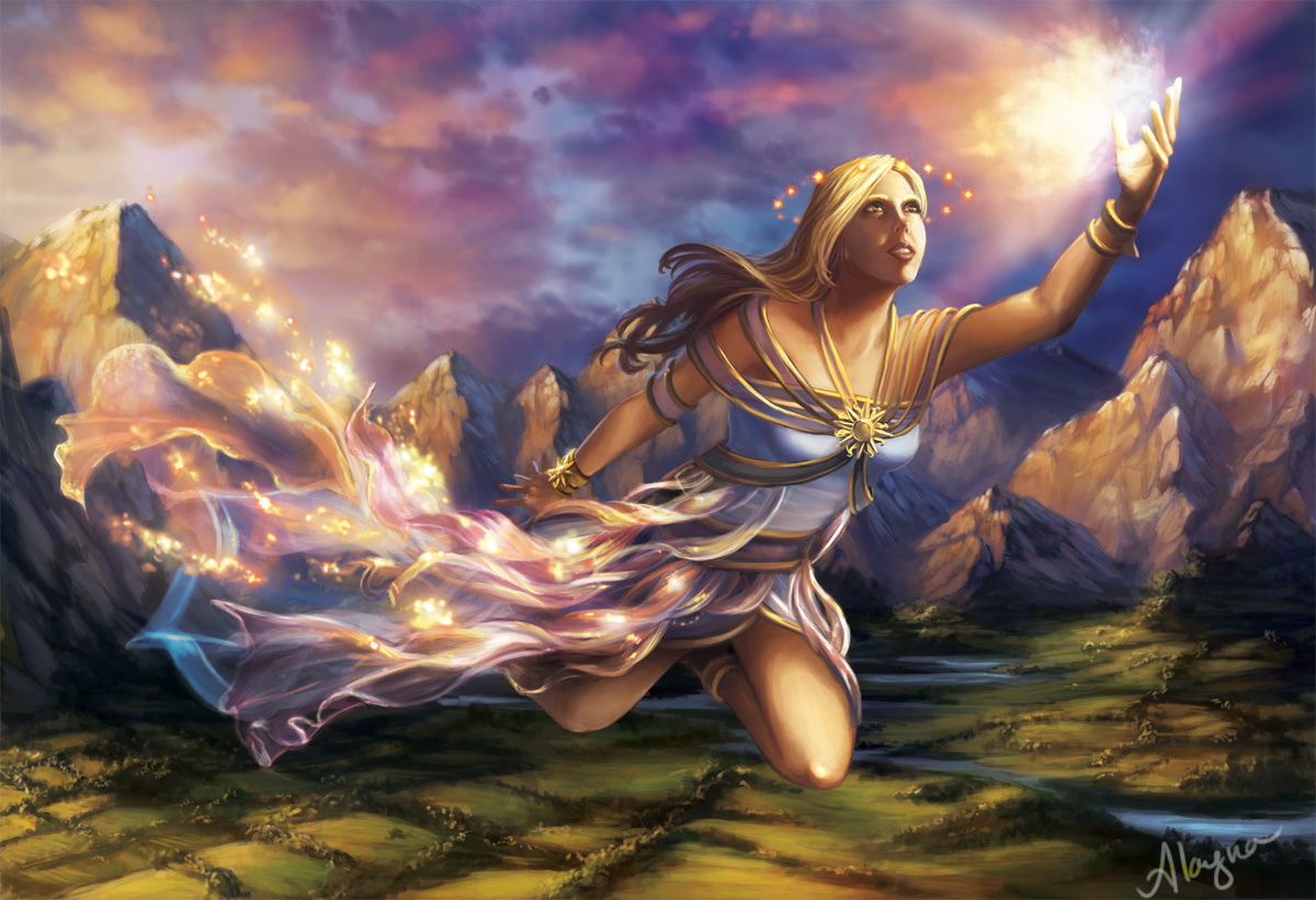 greek goddesses The a-z greek goddess list, is designed as a useful resource as people are always asking me about the names of the greek goddesses and their main roles or powers.