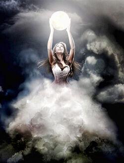 Selene-Greek-Goddess