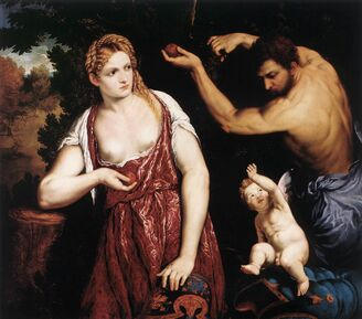 Aphrodite-and-ares