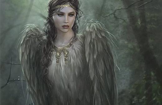 Alcyone Greek Goddess