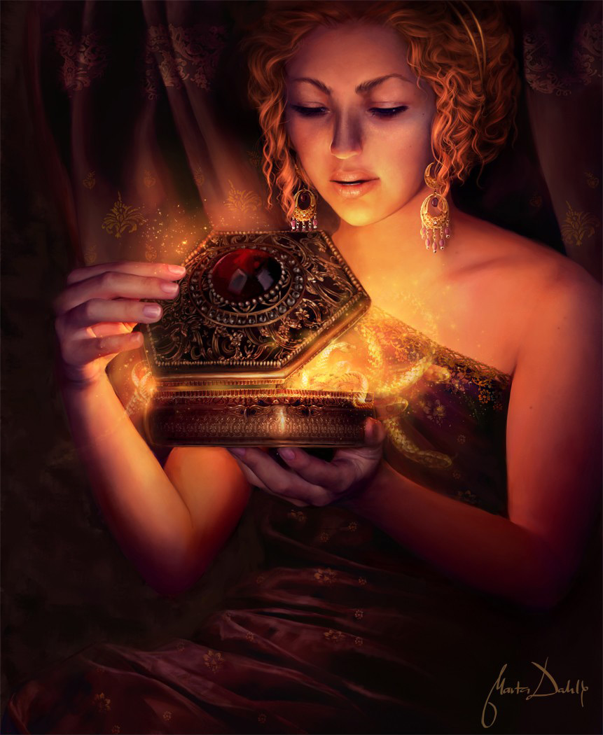 Images of pandora the greek goddess