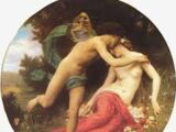 The tale of Chloris and Zephyrus