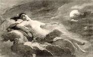 Achlys goddess of death