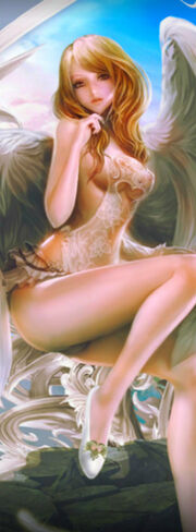 Sun goddess-Helia