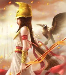 Enyo the Goddess of War