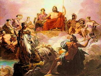 Olympian Greek Mythology Wiki Fandom