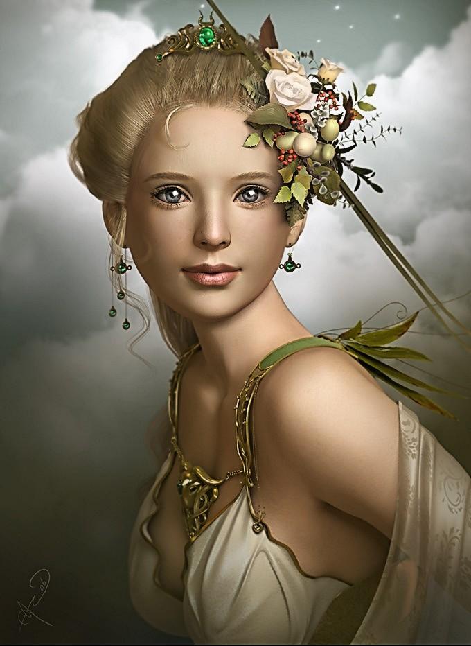 Demeter Greek Mythology Wiki Fandom Powered By Wikia