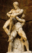 Antaios-and-Herakles.-Restored-copy-after-3rd-2nd-century-BCE-original