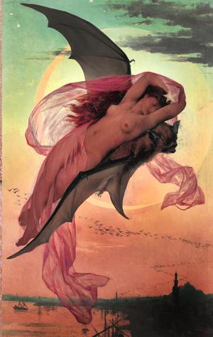 Rhodeia-painting
