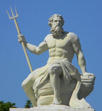 Poseidon Greek Mythology Wiki Fandom