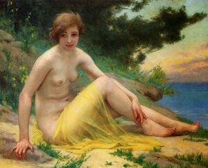 Nude-at-the-Beach-Painting-4993-50610