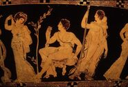 Heracles in the Garden of the Hesperides
