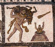 El jabal de Erimanto III
