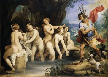 GiuseppeCesari-Diana-and-Actaeon-1603
