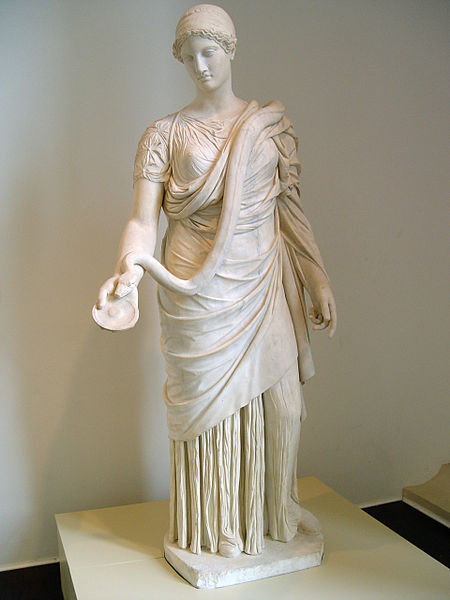 Greek Mythology: Hygeia