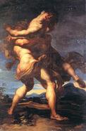 Hercules and Antaeus