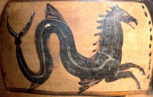 Hippokampos Louvre CA1524