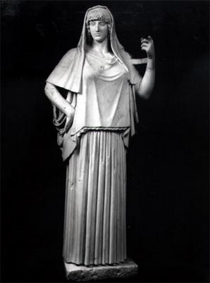 Hestia escultura cl sica