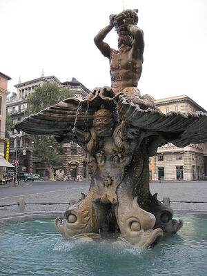 800px-Tritonbrunnen rom