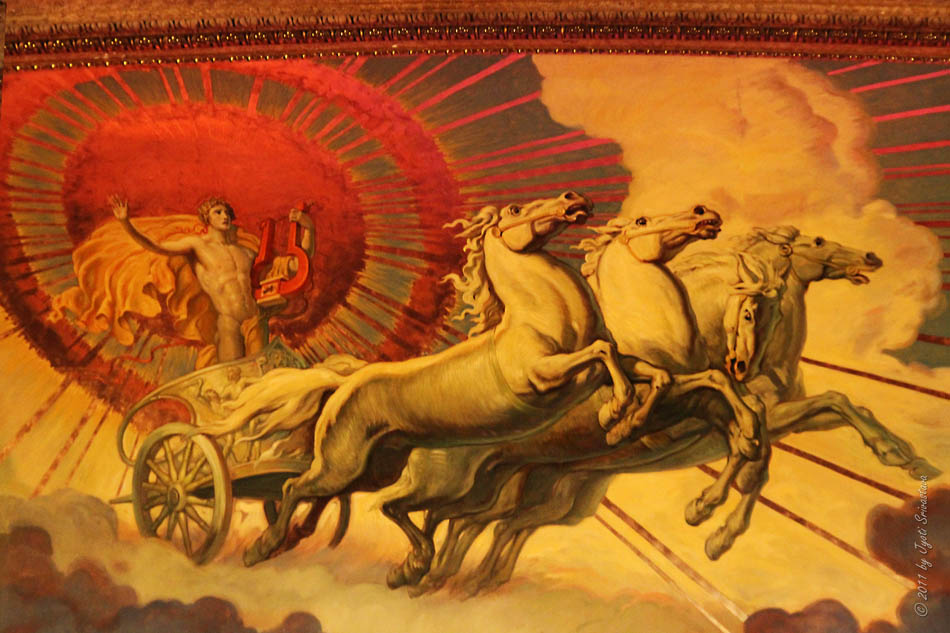 Image result for sun golden chariot