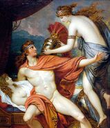 BenjaminWest-Thetis-Bringing-Armor-to-Achilles-II-1806