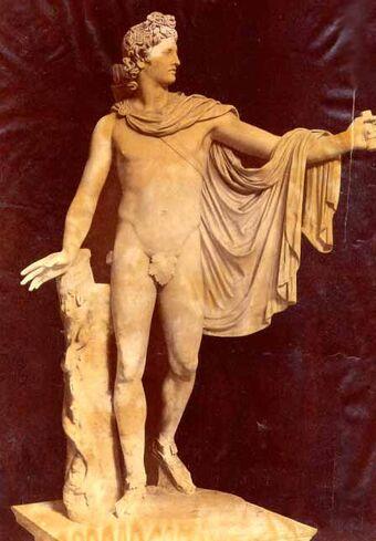 Apollo | Greek Mythology Wiki | FANDOM powered by Wikia
