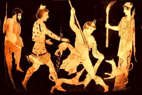 Lyssa Greek Mythology Wiki Fandom Powered By Wikia