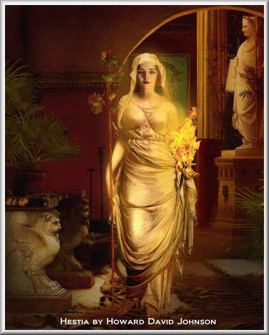 Hestia Greek Mythology Wiki Fandom