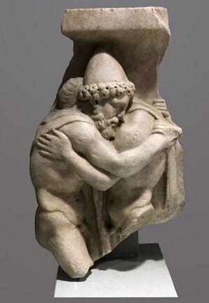 Odysseus and Laertes 1