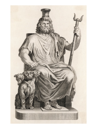 Image result for greek hades