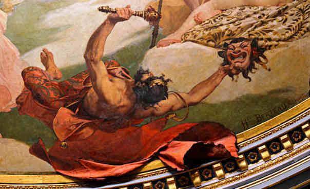Momus   Greek Mythology Wiki   FANDOM powered by Wikia