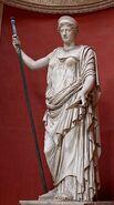 Demeter Barberini Pio-Clementino Inv254