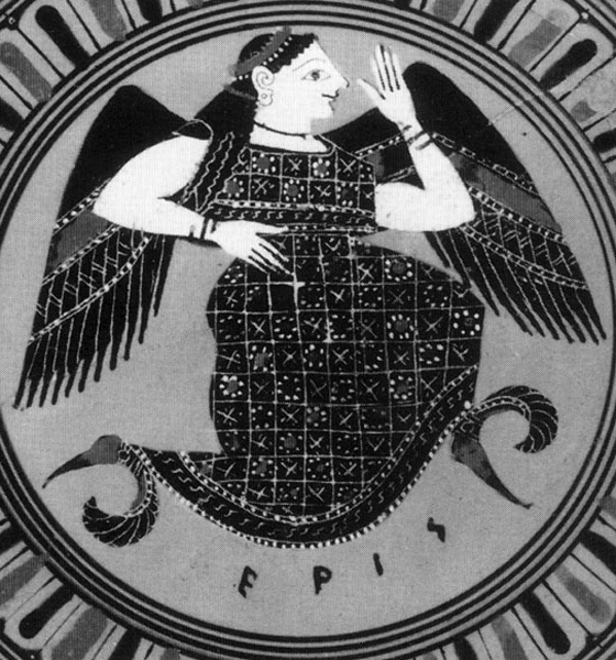 Eris Greek Mythology Wiki Fandom Powered By Wikia
