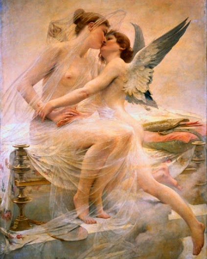 Myth of psyche and eros