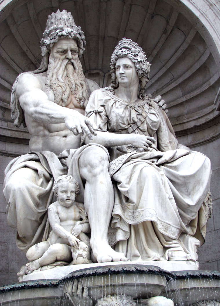 Hebe And Heracles