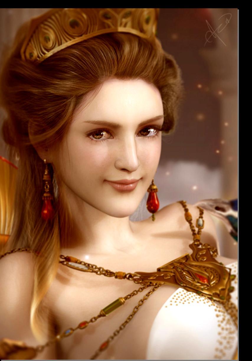 hera greek goddess of what