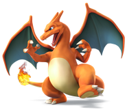 Charizard (SSB for Nintendo 3DS - Wii U Artwork)