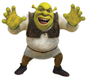 Shrek fierce