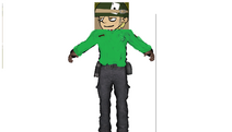 Green Solider 1